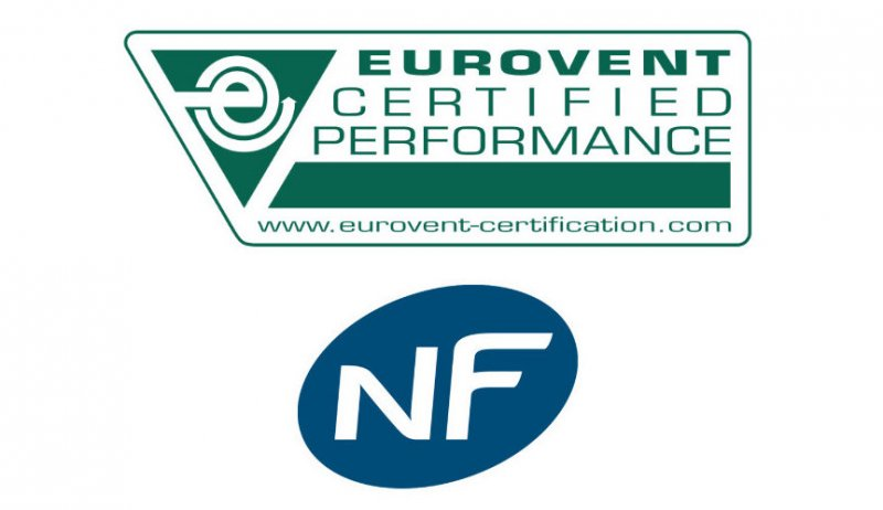 Eurovent/NF Marque