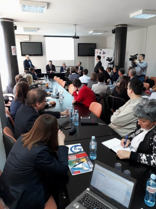 We participated in the trade mission to Kragujevac, Serbia