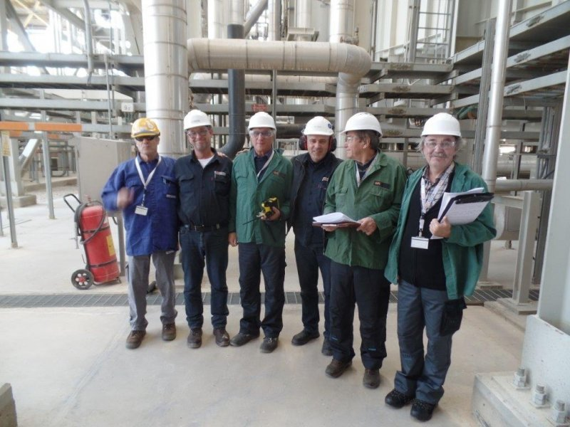 SZU and SZU Israel - inspection of Natural Gas appliances